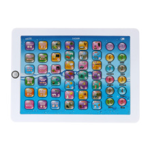 Learning Machine Alphabet Baby Tablet Educational Toy for Children Electronic Touch Tablet Computer Toy