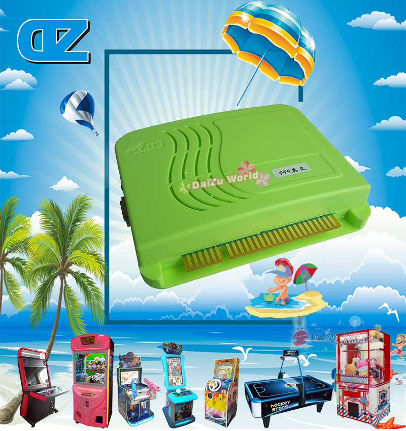 999 in 1 Arcade Version Jamma pando Game Board HDMI / VGA Output HD For Arcade Machine Cabinet, Coin operated Multi game high quality coin operated slot machine for toys vending cabinet capsule vending machine big bulk toy vendor arcade machine