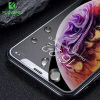FLOVEME 3D Piena Copertura In Vetro Temperato Per il iphone XS Max XR Protezione Dello Schermo 9 H Pellicola di Vetro Di Protezione Per iPhone X XS XR 2018 Nuovo