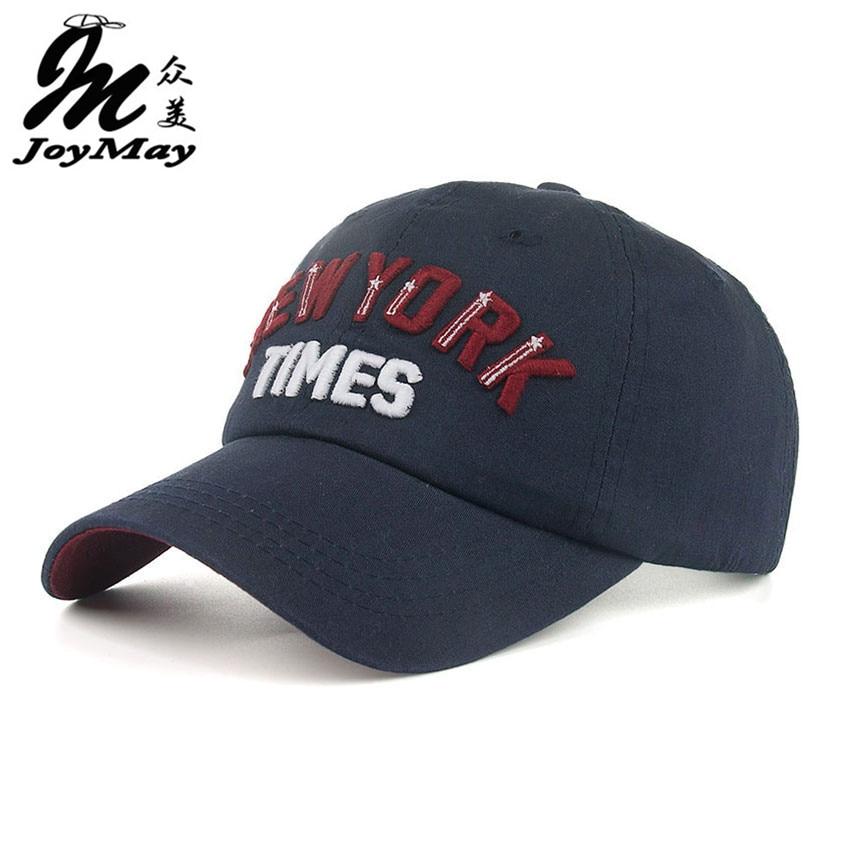 2016 New arrival high quality snapback cap cotton baseball cap New York Times embroidery hat for men women boy girl cap B349 new york b ny times bestseller
