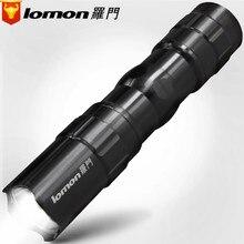Lomon сплав фонарь яркий освещения алюминиевый супер светодиодные лампы водонепроницаемый мини