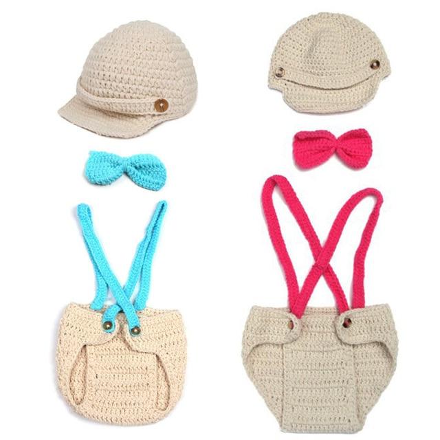 Новорожденный реквизит крючком вязать cap пеленки бабочкой фотографии реквизит 0-6 месяцев ребенка шляпу для новорожденных fotografia