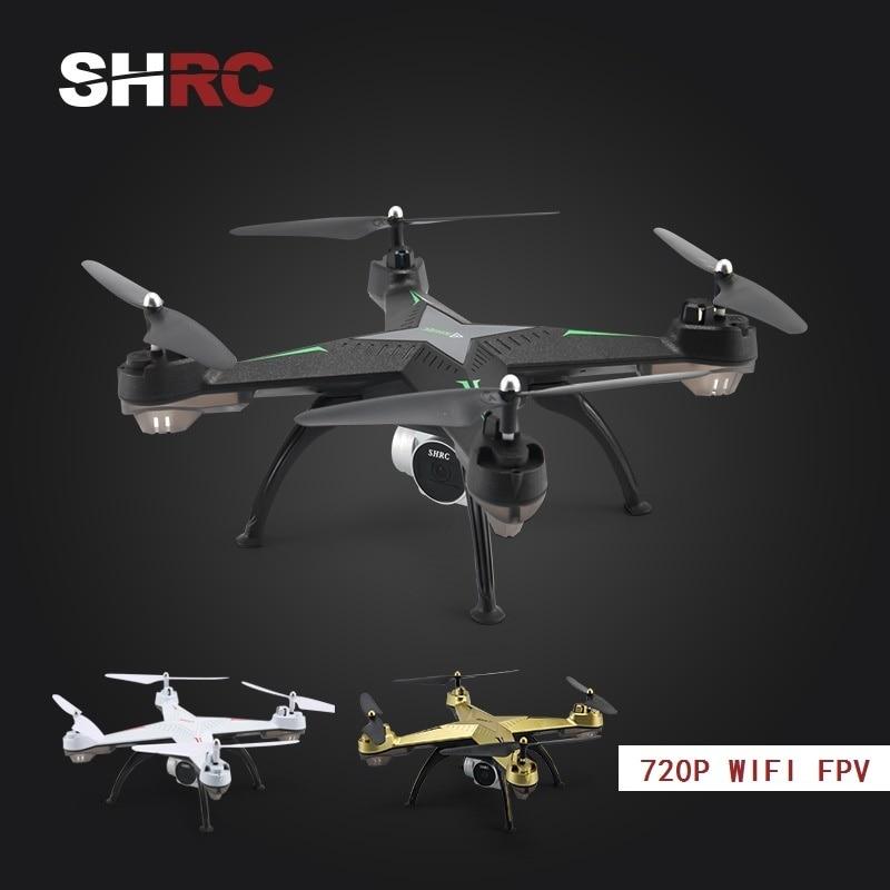 HR SH3 RC თვითმფრინავი 2MP 720P Wifi FPV HD - დისტანციური მართვის სათამაშოები - ფოტო 2