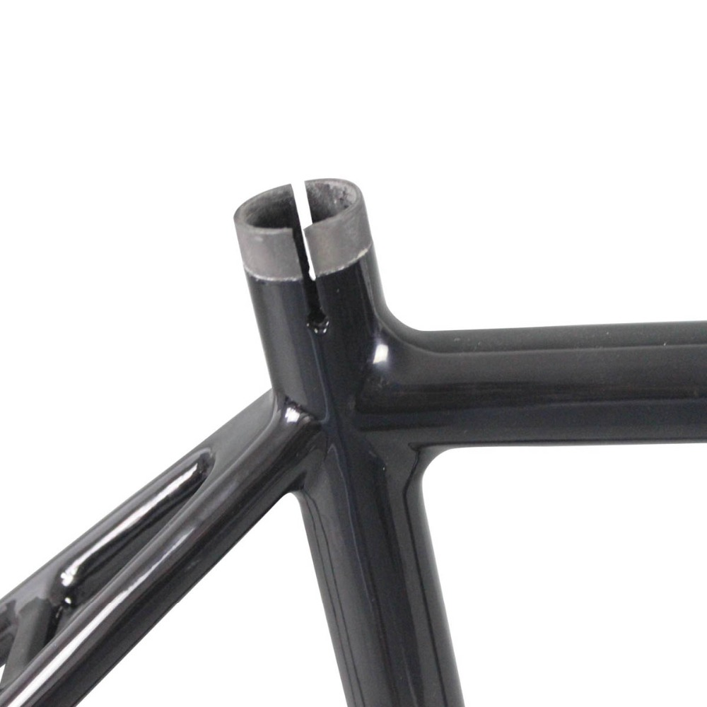 ICAN Carbon fiber cyclocross bike frame BMX bicycle frames DISC with ...