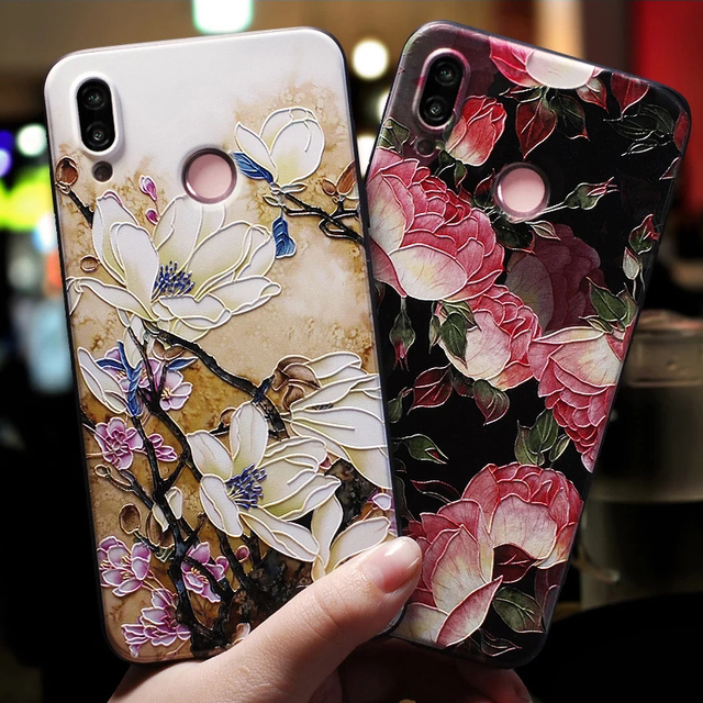 For Huawei P20 P30 P10 Lite Pro Case Cover For Honor 10 9 Lite Case For Huawei Mate 20 10 Lite Honor 20 8X 8A Pro Nova 3 3i Case