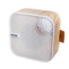 M1 деревянный Динамик мобильный Беспроводной стерео Bluetooth Динамик мастер звук Портативный HIFI сабвуфер с FM радио-белый Цвет
