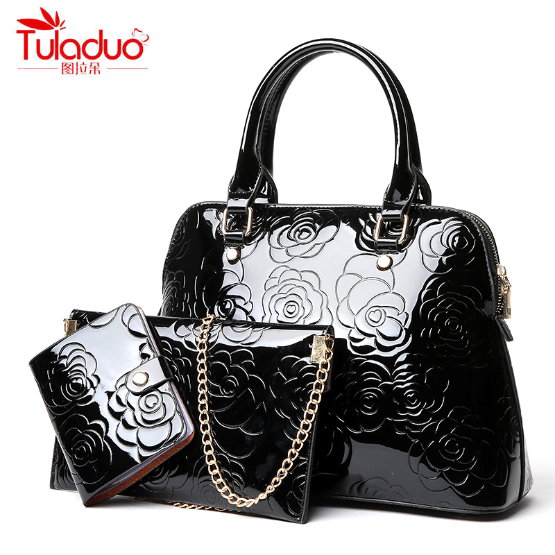 High Quality Patent Leather Women s
