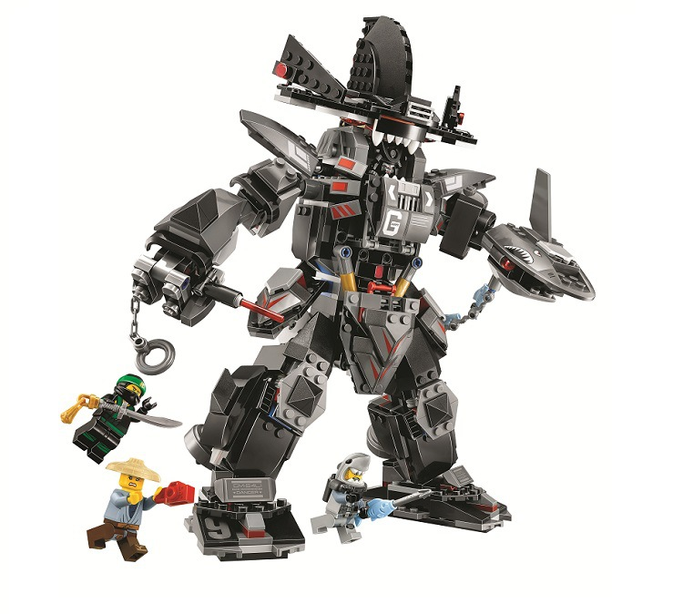 BELA Ninjagoed Garma Mecha Man Building Blocks Sets Bricks Ninja Movie Classic Model Kids Toys Marvel Compatible Legoe lepin building blocks sets city explorers jungle halftrack mission bricks classic model kids toys marvel compatible legoe