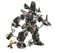 BELA Ninjagoed Garma Mecha Man Building Blocks Sets Bricks Ninja Movie Classic Model Kids Toys Marvel Compatible Legoe