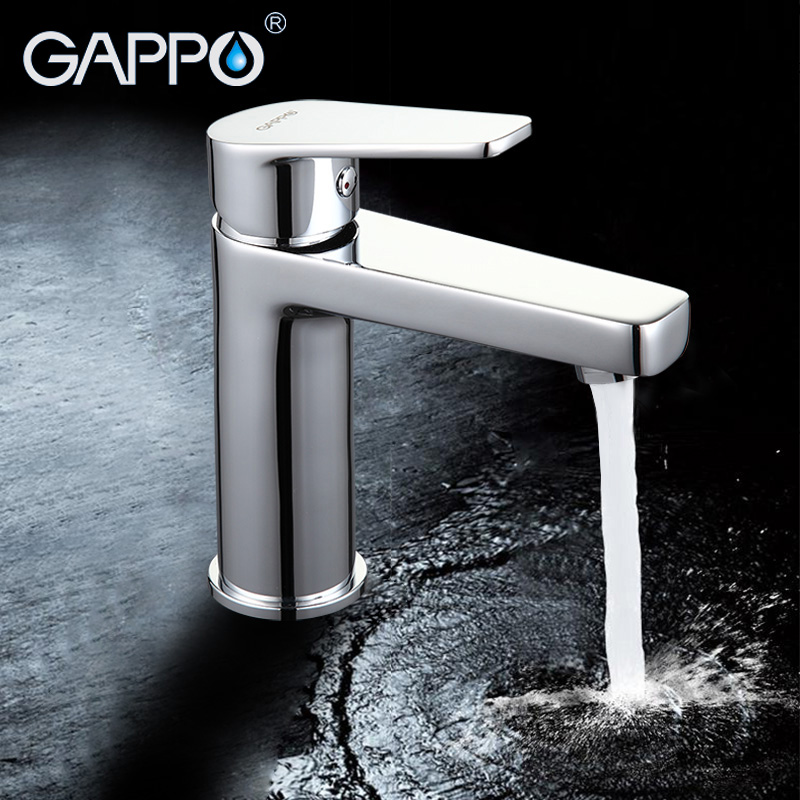 GAPPO water mixer bathroom basin sink faucet brass bathroom mixer taps bath faucets chrome basin mixer taps torneira do banheiro gappo brass bathroom basin faucet bath pull out tap cold and hot water mixer taps bath room sink faucets grifo lavabo g1209