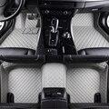 Car Floor Mats For Subaru Tribeca Legacy Outback Impreza Forester LegacyWagon Car Accessories car styling Foot mats Custom