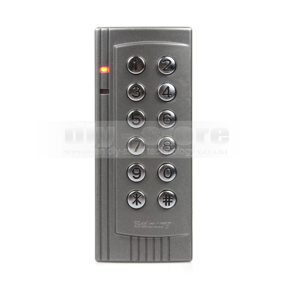 Best deals ) }}DIYSECUR Proximity RFID 125KHz Card Reader
