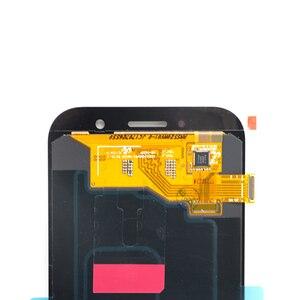 "Image 4 - 5.2 ""SAMSUNG GALAXY A5 2017 LCD A520 A520F SM A520F Ekran dokunmatik ekranlı sayısallaştırıcı grup SAMSUNG için yedek A520 LCD"
