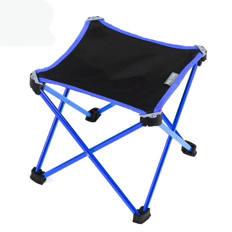 Outdoor Furniture Camping Aluminum alloy Folding Chair Fishing Picnic Garden Chair Oxford cloth Seat Outdoor waterproof Stool aluminum alloy portable outdoor tables garden folding desk with waterproof oxford cloth
