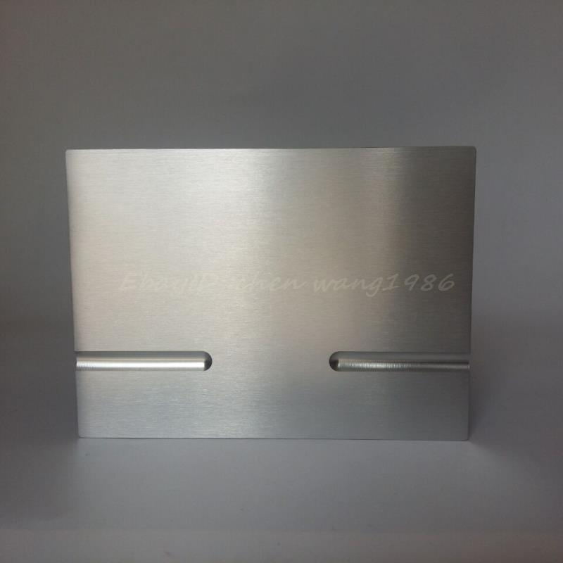 180A class A full aluminum power amplifier chassis enclosure box for DIY 4308 rounded chassis full aluminum enclosure power amplifier box preamplifier chassis