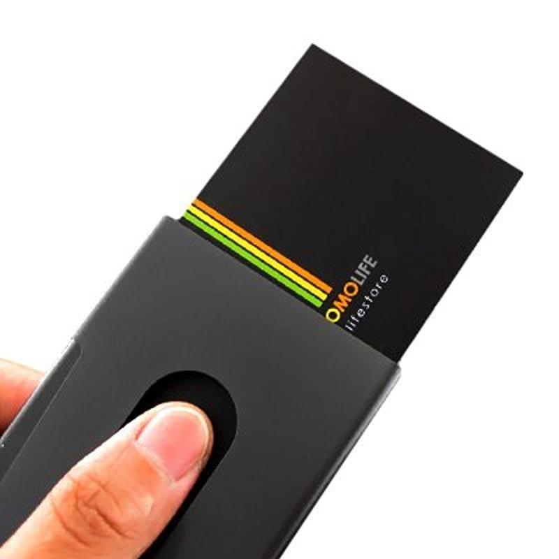 Adeeing EastVita Thumb Sliding Slider Slide Business Credit Name ...