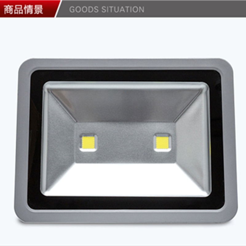 120W LED Flood Light 2 Heads waterproof outdoor indoor Floodlight ...