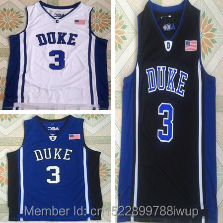 Cheap Grayson Allen Basketball Jerseys 3# Duke University Blue Devils Throwback High Quality Retro Stitched Embroidery Shirts