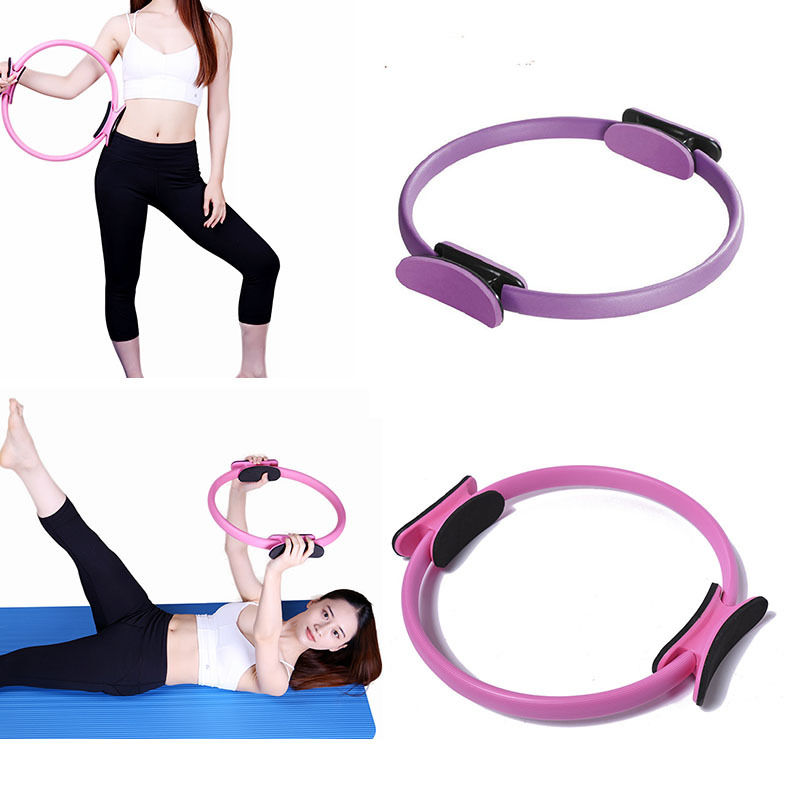 Magic Sponge Pilates Ring Circle Sporting Goods Yoga Exercise Fitness Workout