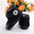 2017 Fashion baby winter shoes baby boys snow boots infant first walkers toddler boys crib shoes canvas shoes for baby boys