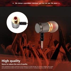 Image 3 - Наушники вкладыши QKZ, металлические Hi Fi наушники с тяжелыми басами, качественный звук, музыка, профессиональный мобильный телефон, гарнитура, наушники DM6