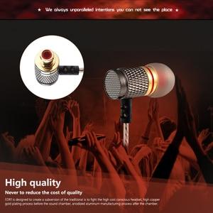 Image 3 - QKZ HiFi Metall Schwere Bass In Ohr Kopfhörer Sound Qualität Musik Professionelle Handy Kopfhörer Headset fone de ouvido DM6