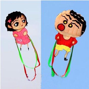 free shipping high quality soft kite outdoor toys kite for kid with line ripstop nylon kite walk in sky kites octopus 3d kite