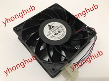 Free Shipping For DELTA FFB1248EHE, -4B77 DC 48V 0.75A, 120x120x38mm 3-wire 80mm Server Square Cooling Fan