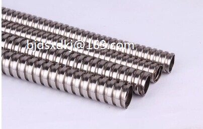 ID*OD=6*8mm/ stainless steel 201 flexible galvanized conduit