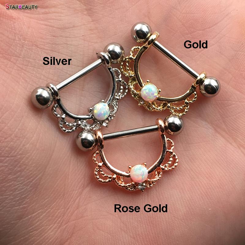 HTB1_ivZPVXXXXbVXVXXq6xXFXXXj Pretty White Opal Nose Ring Jewelry