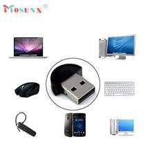 Заводская Цена Mini USB Bluetooth V2.0 Dongle Адаптер для Портативных ПК Win Xp Win7 8 iPhone 5GS Гарнитуры сети LAN доступ Z18