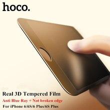 10pcs Lot 2016 HOCO Full Cover 3D Tempered Glass for font b IPhone b font font