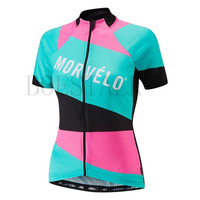2018 Woman Pro Team Jersey Ropa Ciclismo Quick Dry Sports Jersey Bike Wear Cycle Maillot Ciclismo