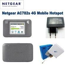 Netgear Aircard 782S (AC782S) 4G Mobile Hotspot  plus  4G 35dbi  antenna цена 2017