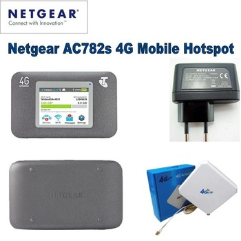Netgear Aircard 782S (AC782S) 4G Mobile Hotspot  plus  4G 35dbi  antenna