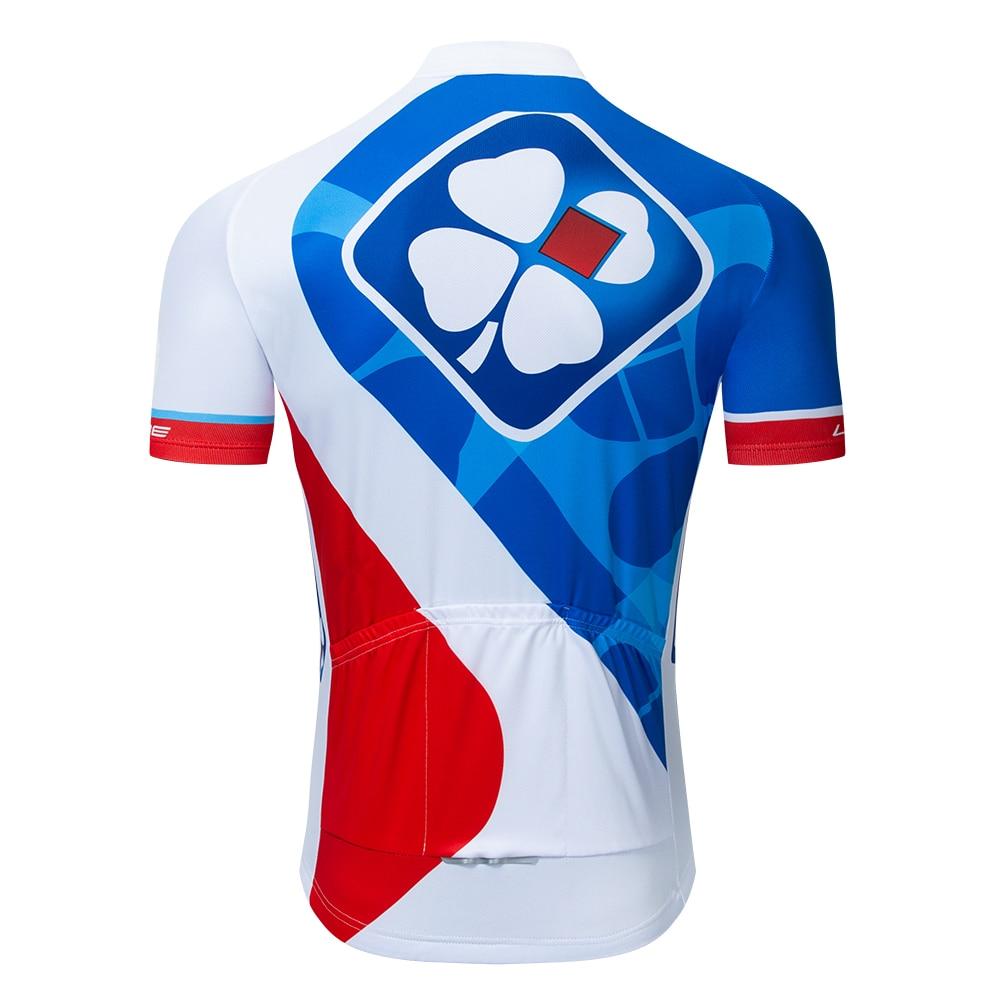 9cd830d16bd 2019 Pro Team FDJ Cycling Jersey 9D Bib Set MTB Uniform Bike Clothing Quick  Dry Bicycle. sku  32976072801