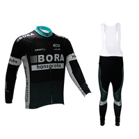 ORBEA 2017 Spring Autumn Team Long Sleeve Cycling Jersey Bib Set Quick Dry Outdoor Sport Coat