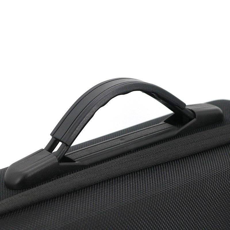 New 2017 For DJI MAVIC Pro Drone New Shoulder Bag Case Protector EVA Internal Waterproof For DJI MAVIC Pro Drone drop shipping
