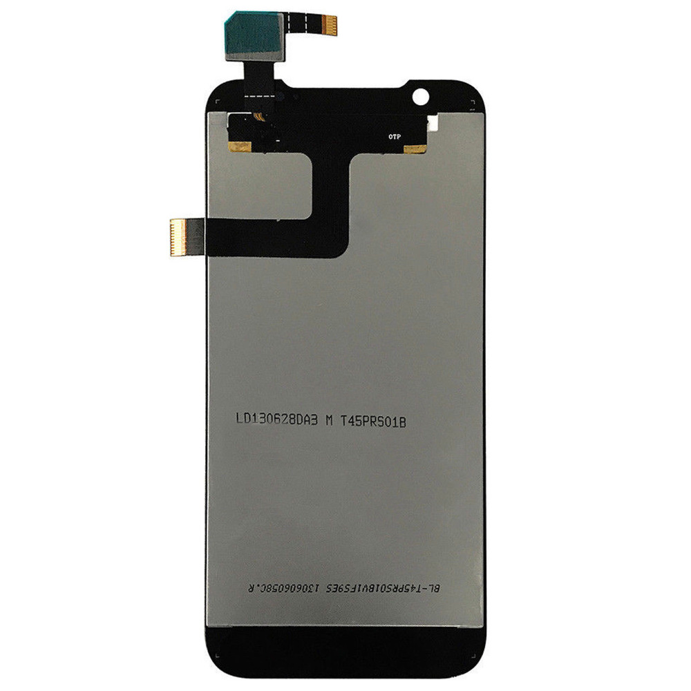 For ZTE Era V985 U985 Black Touch Screen Digitizer Panel Glass + LCD Display Monitor Assembly 100% Test
