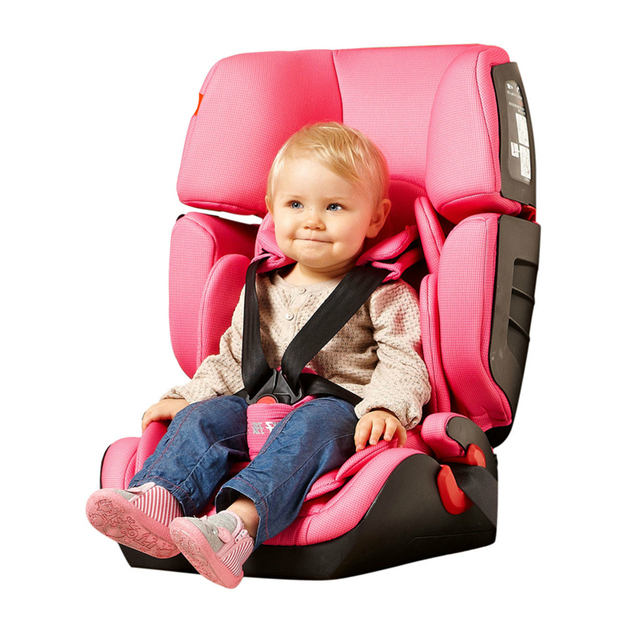 The Most Soft Comfortable Child Car Safety Seat For 9 Months 12 Years Old