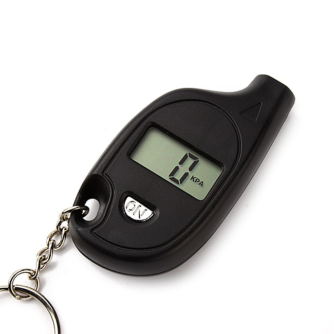 Portable Digital Car Tire Pressure Tester Motorcycle Auto Tyre Air Meter Gauge LCD Display Procession Tool 3-150 PSI Safety 12
