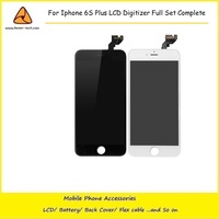 10PCS LOT New Screen LCD For IPhone 6S Plus 6SP Full Set Complete Screen LCD Digitizer