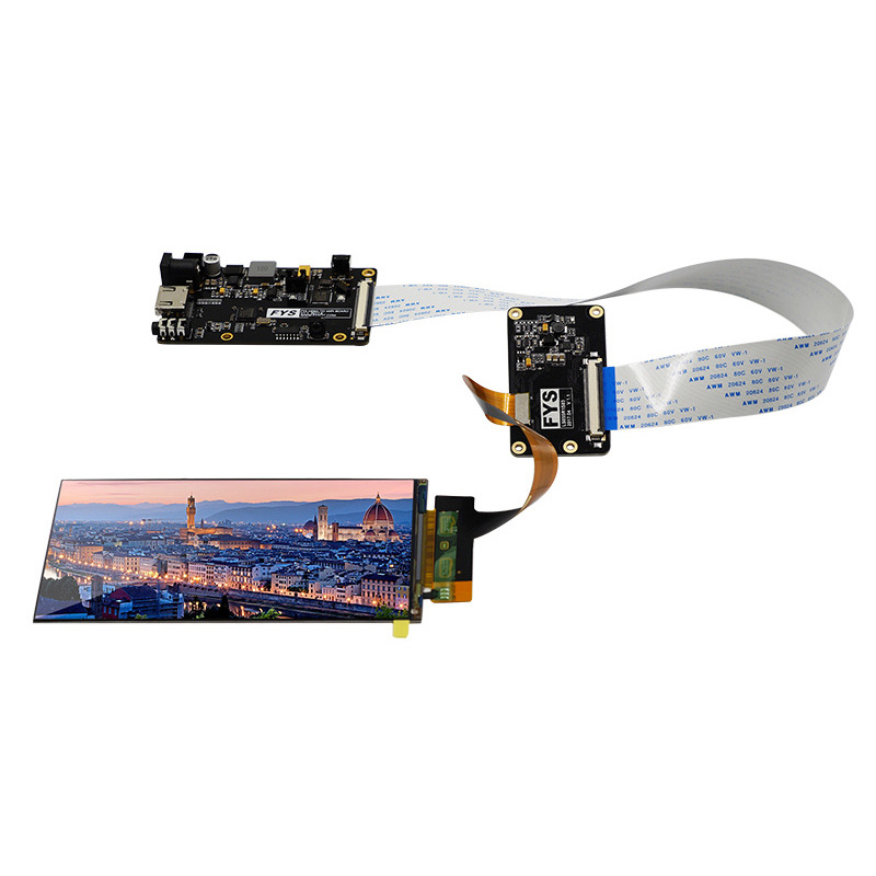3D Printer Parts LCD 2560x1440 2K Drive Board Plate Light Curing Display for PC Raspberry Pie QJY99