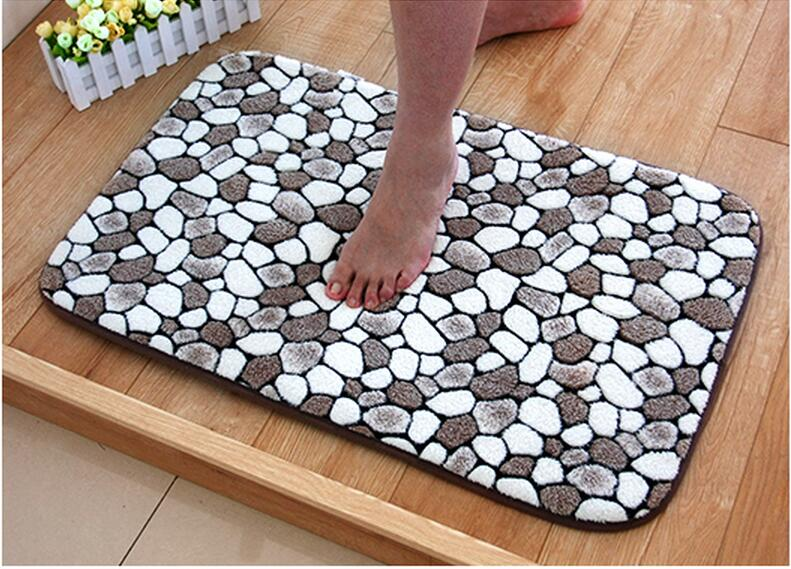 Nice Rug 2Pcs/Set Welcome Floor Mats Bathroom Kitchen Carpet House Doormats  For Living Room