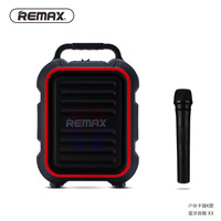 REMAX outdoor speakers bluetooth Wireless Party with microphone RB X3