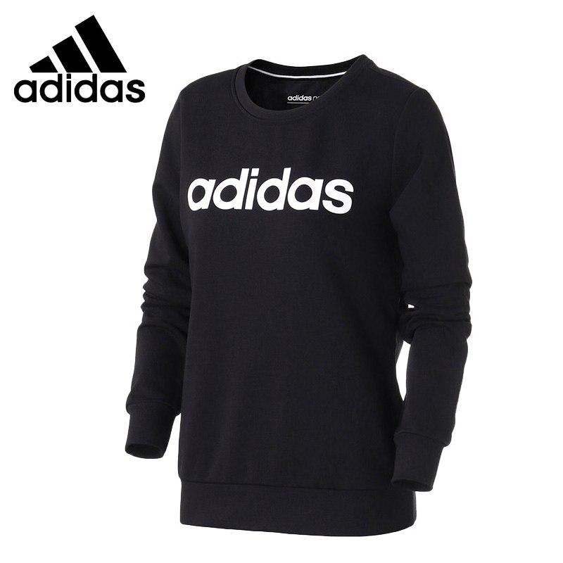 Original New Arrival 2018 Adidas Neo Label W CE SWT Women's Pullover Jerseys Sportswear цена