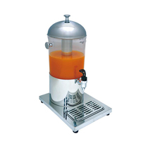 Stainless Steel Juice Dispenser Commercial Juice Container for Hotel Buffet Equipment Commercial Juice Vessel ZCF 301