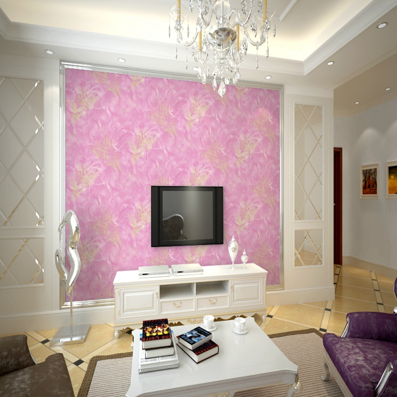 papel de pare Modern Abstract Wall Papers Home Decor Wallpaper Roll ...