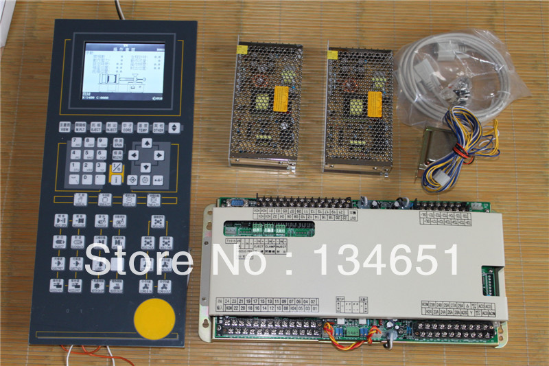 Techmation A63 Controller    Control System  Injection