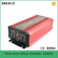 MKP1000 121R High Efficiency 12vdc 110vac Dc Ac Power Inverter 1000 Watt True Sine Inverter Sales